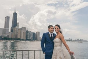Thara Photo Chicago Wedding Photographer Engagement Photographer Adler Planetarium Summer