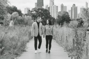 Thara Photo Chicago Wedding Photographer Engagement Photographer Lincoln Park Zoo