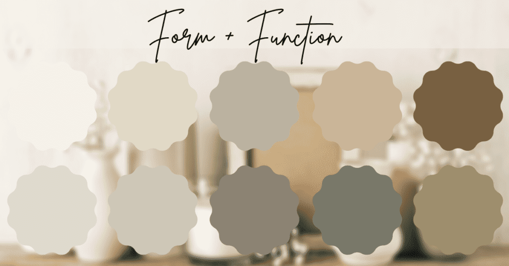 Paint colors from the form and function line: Sherwin Williams Emerald Designer Edition.
